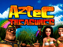 Aztec Treasures 3D от Betsoft - играть онлайн